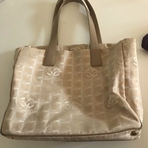 Chanel Travel Tote